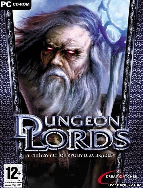 Игра dungeon lords - обзор игры прохождение патч коды читы.